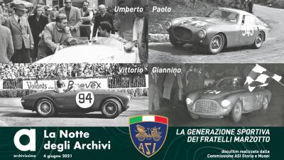 """L'Automotoclub Storico Italiano partecipa alla rassegna """"Archivissima"""""""
