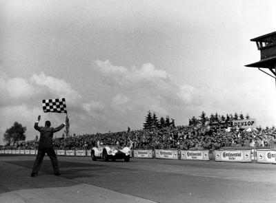 Maserati Tipo 61: 60 anni fa il trionfo al Nürburgring