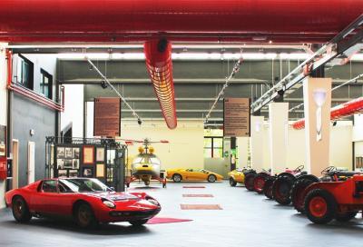 Il Museo Ferruccio Lamborghini riapre le porte al pubblico