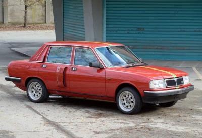 Ebbene sì, è esistita una Lancia Trevi Bimotore!