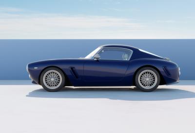 RML svela gli interni della loro futura Ferrari 250 GT SWB