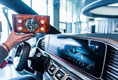 Il Museo Mercedes dedica un'esposizione alle autoradio