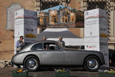 A breve il Concorso d'Eleganza 'Trofeo Salvarola Terme'