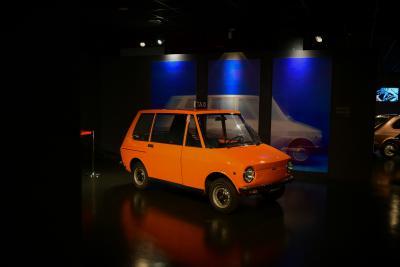 Il Mauto di Torino celebra i 50 anni della Fiat 127