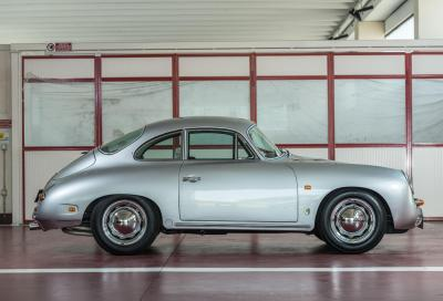 In vendita una rara Porsche 356 Carrera 2 2000 GS