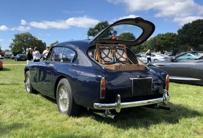 Il 21 Agosto si terrà l'affascinante 'Simply Aston Martin'