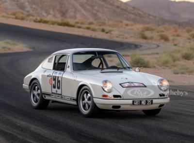 All'asta una favolosa Porsche 911 R