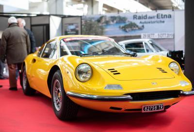 Automotoretrò e Automotoracing tornano a Torino dal 10 al 13 febbraio 2022