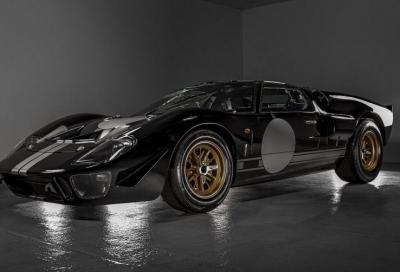 Quei folli inglesi della Everrati hanno creato una GT40 elettrica