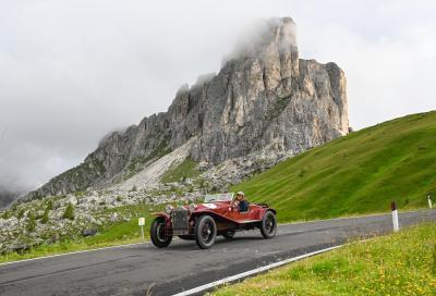 Sportività, organizzazione impeccabile e paesaggi montani fantastici alla conclusione della Coppa d'Oro delle Dolomiti