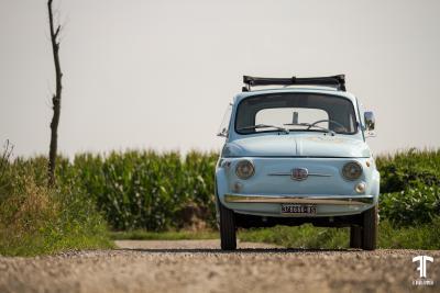 Al Concorso d'Eleganza di Meano in palio una Fiat 500 F