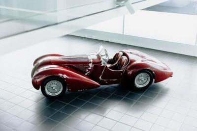 Torna alla luce l'Alfa Romeo 12 C Prototipo!