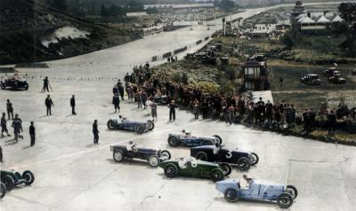 Brooklands si prepara a festeggiare i 95 anni del primo GP inglese