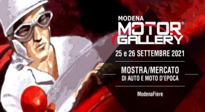 Modena Motor Gallery offre due pacchetti personalizzati