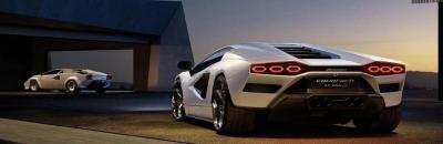 Ecco la nuova Lamborghini Countach