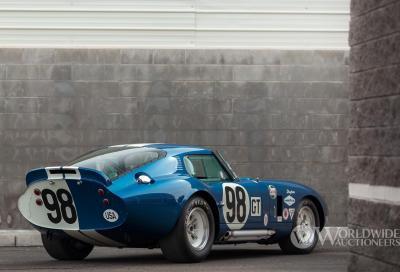 All'asta una stupenda Shelby Daytona