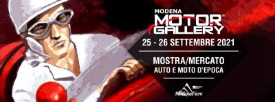 Meno di un mese alla Modena Motor Gallery