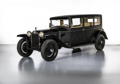 Il MAUTO celebra i 100 anni della Lancia Lambda