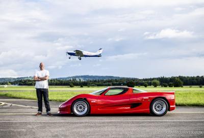 Monteverdi Hai 650 F1: ricordiamo la Formula 1 costruita per la strada