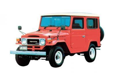 Toyota torna a produrre ricambi per il Land Cruiser J40!