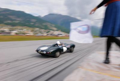 Torna la Sankt Moritz Automobile Week, si apre con il Kilomètre Lancé