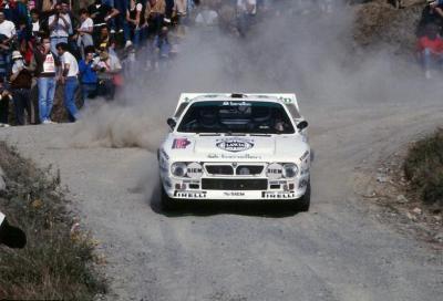 Al Rallylegend 2021 Miki Biasion guiderà una S4 'inedita'