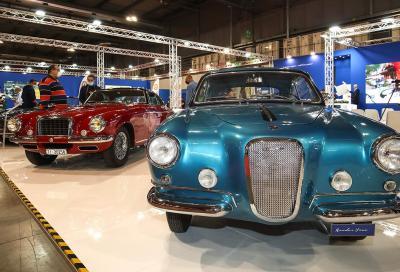 Si chiude l'undicesima edizione di Milano Autoclassica