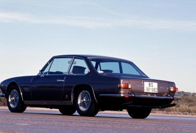 La Maserati Mexico compie 55 anni