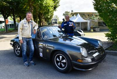 Automobilismo d'epoca parte per la Targa Florio!