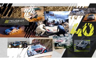 Peugeot Sport compie 40 anni