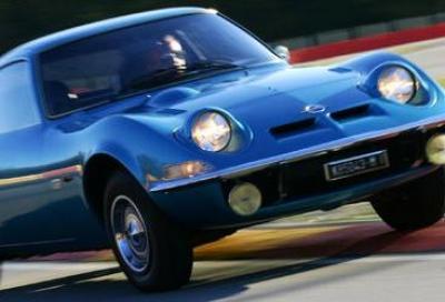 Epoca, la Opel GT 1900