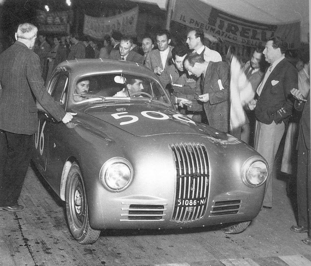 Fiat 1100 S (1947)