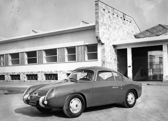 Fiat Abarth 750 Zagato Coupé (1958)