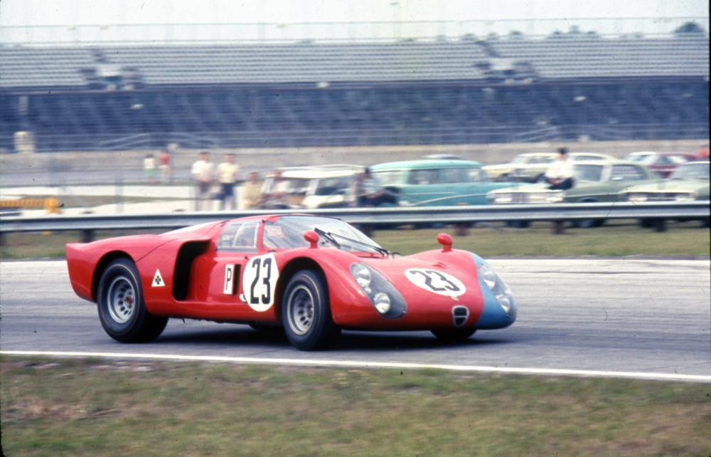 """Alfa Romeo 33/2 """"Daytona"""""""