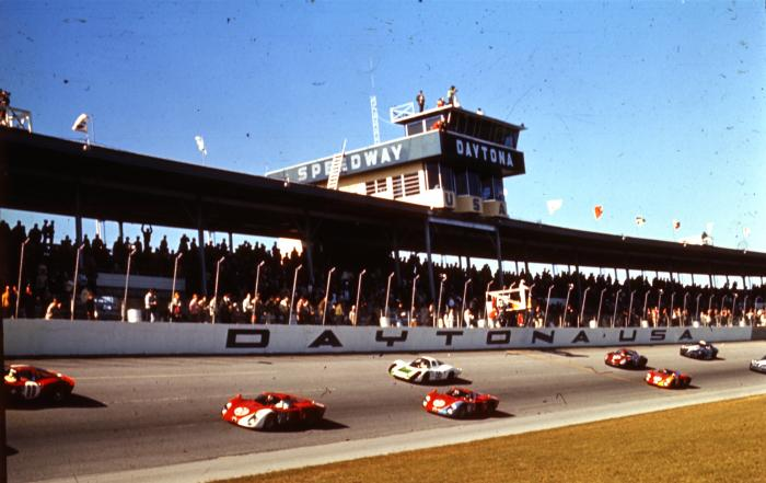 Alfa Romeo 33/2 alla 24H Daytona 1967