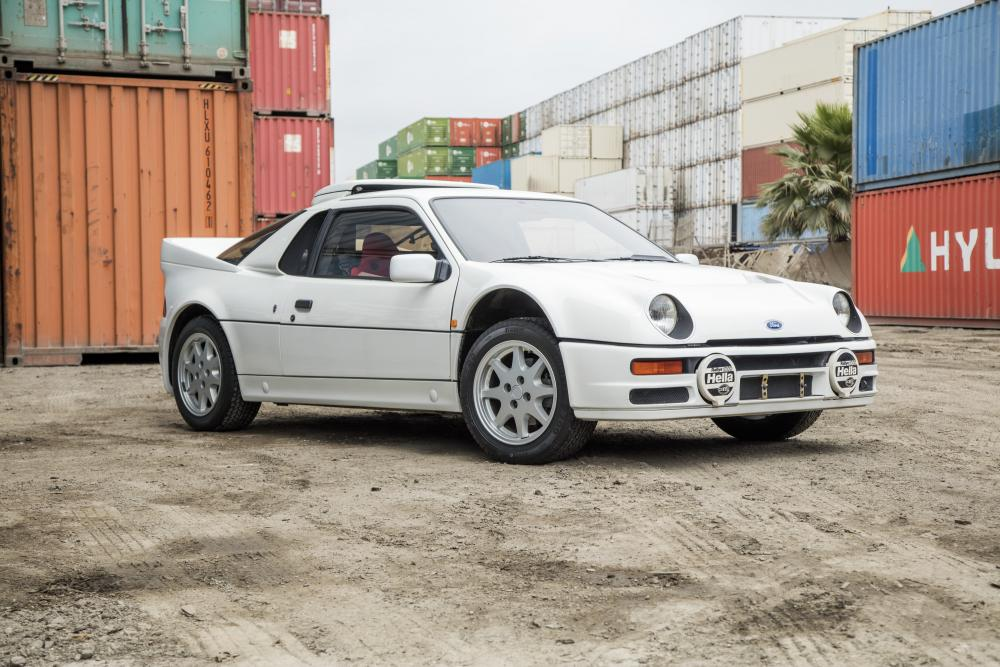 Ford RS200 stradale