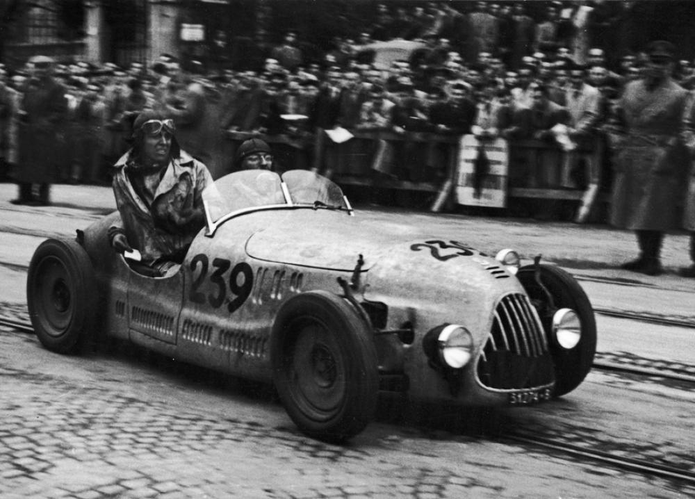 1950 Bossini-Facca su Fiat Gilco-Siata