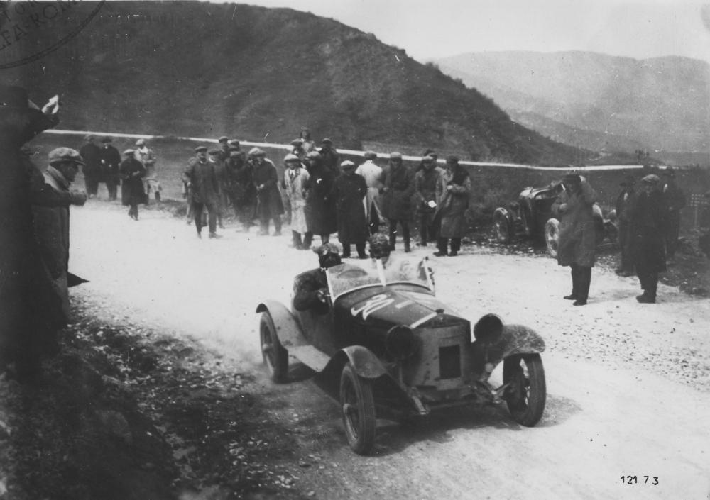 Campari-Ramponi vincitori nel 1928
