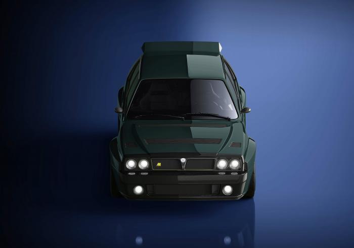 Automobili Amos Integrale Futurista