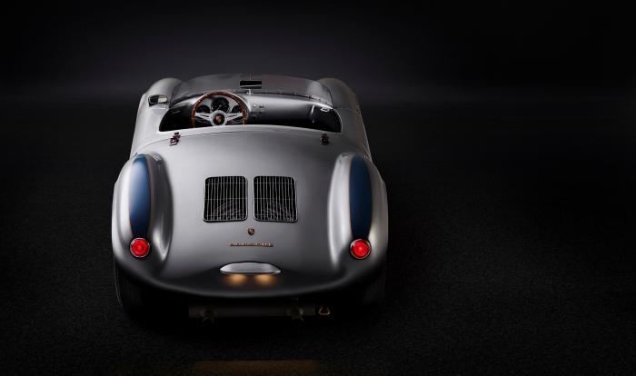 Porsche RS 550 Spyder (1956)
