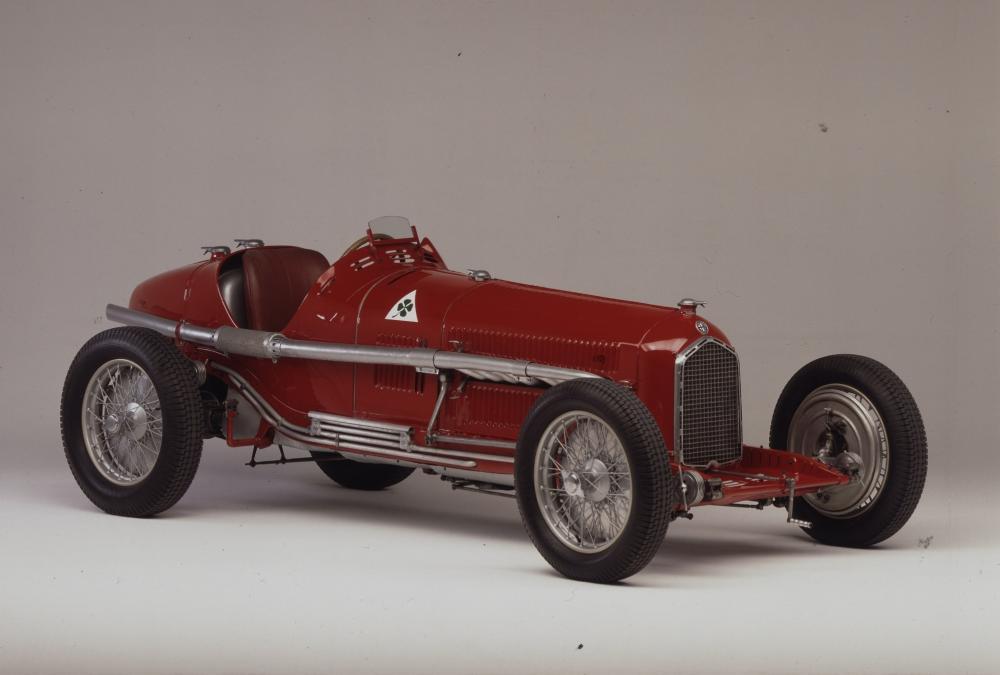 Alfa Romeo GP Tipo B P3