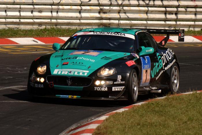 Maserati Gran Sport Trofeo