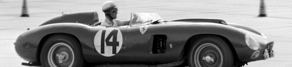 Ferrari 290 MMScaglietti1956 alla 12 Ore di Sebring1957 - Foto Gene Bussiancourtesy of RM Sotheby's