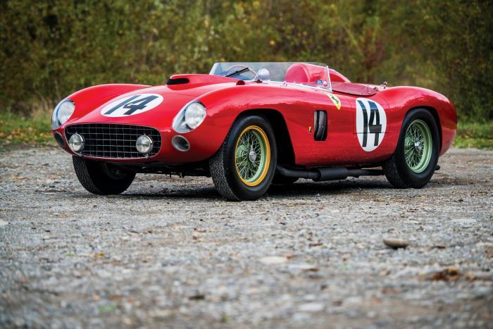 Ferrari 290 MM Scaglietti1956