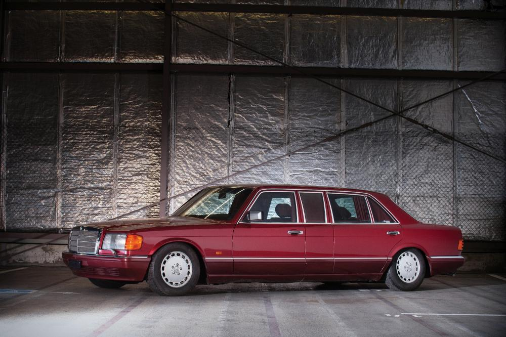 1990 Mercedes-Benz 560 SELLimousine