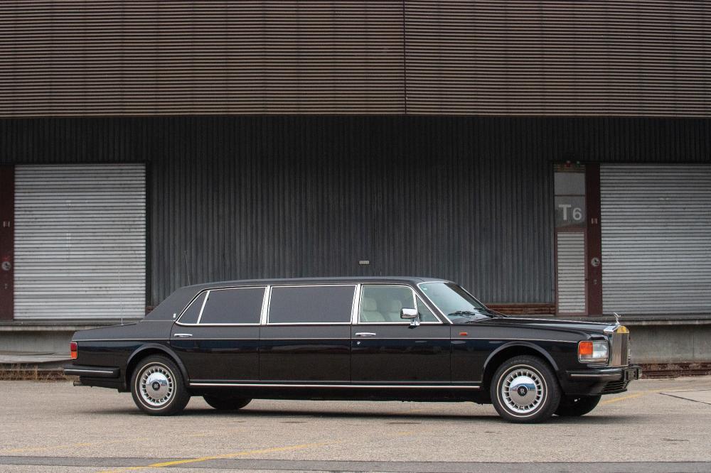 1987 Rolls Royce SilverSpurLimousine