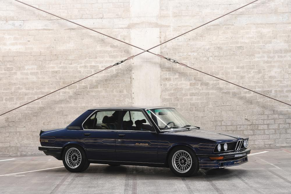 1982 BMW Alpina B7 Turbo