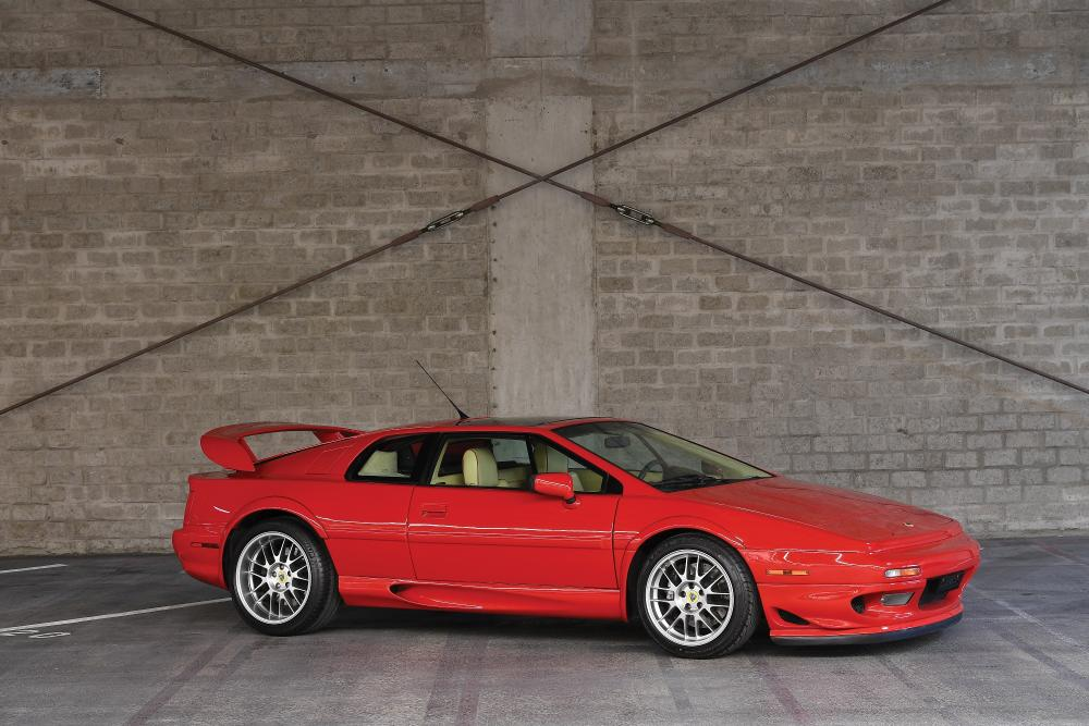 2002 Lotus Esprit V8 25th Anniversary