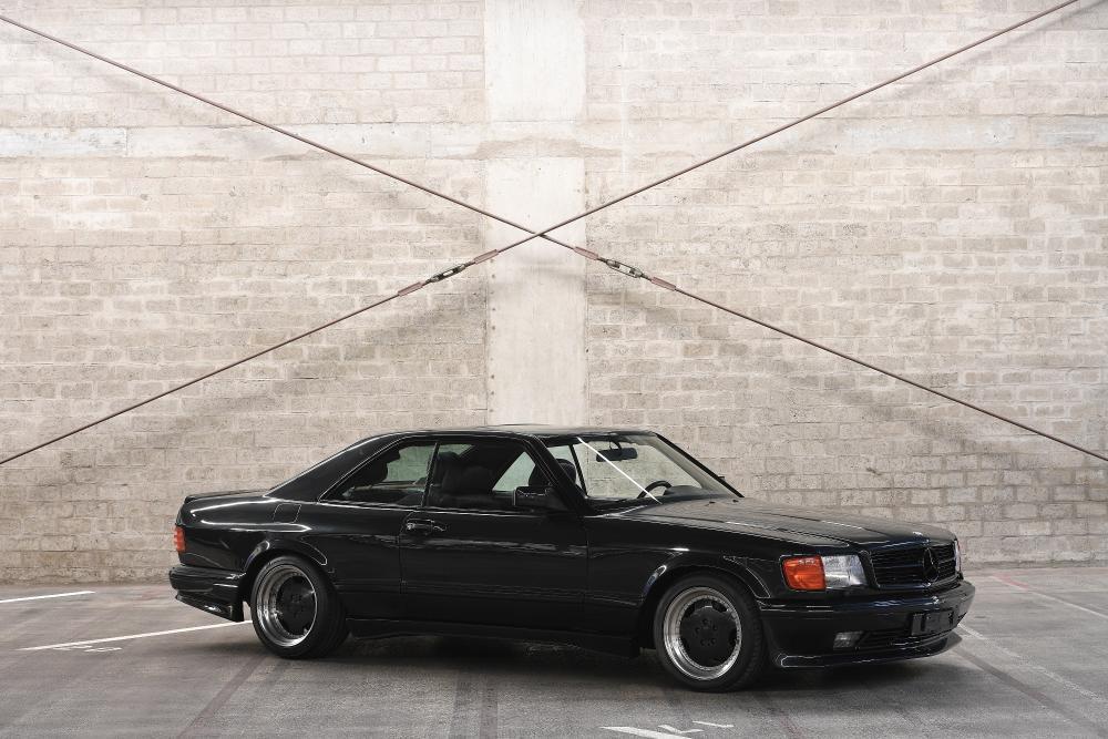 1989 Mercedes-Benz 500 SEC AMG6.0 Wide Body