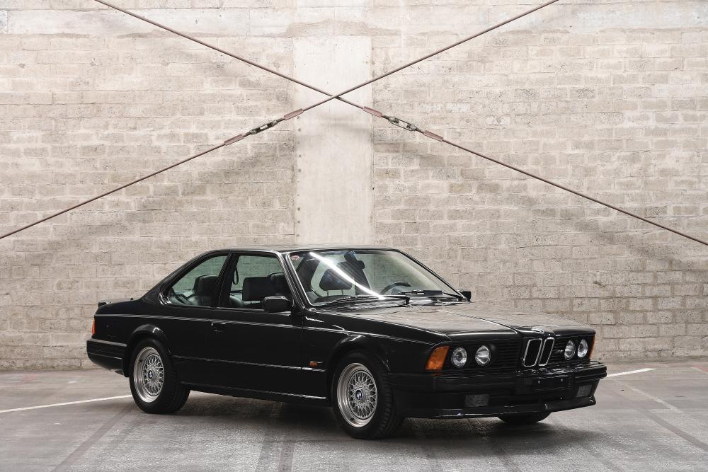 1987 BMWM6
